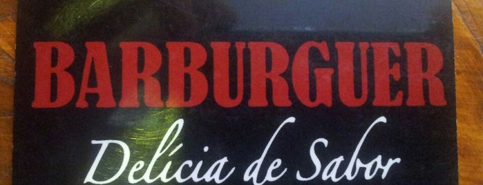 BARBURGUER is one of Restaurantes e Afins.