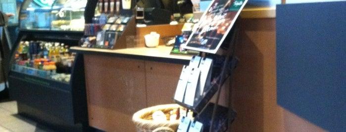 Starbucks is one of Viagem 2014.