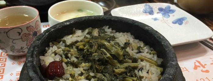 도심속의 산골 is one of 대구 Daegu 맛집.