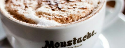 Moustache Coffee House is one of Sítios.