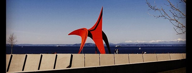 Olympic Sculpture Park is one of Seattle.