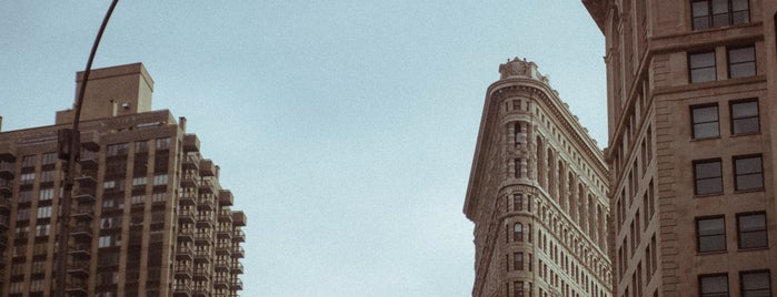 Flatiron District is one of Design & Internet NYC.