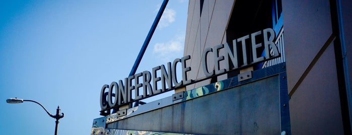 Bell Harbor International Conference Center is one of Seattle.