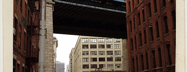 DUMBO is one of NYC I see.