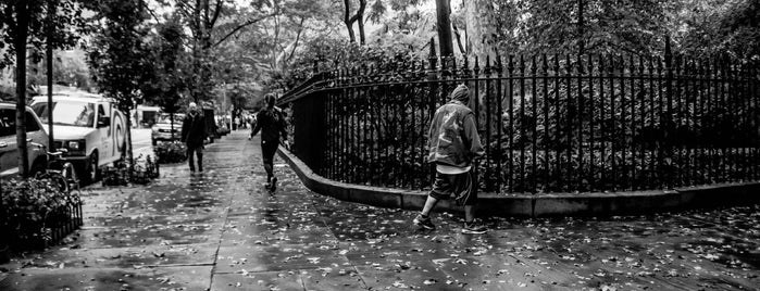 Gramercy Park is one of Architecture - Great architectural experiences NYC.