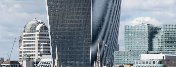 20 Fenchurch St is one of London.