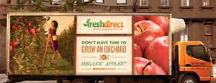 FreshDirect is one of Groceries.