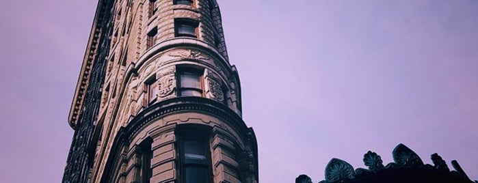 Flatiron Building is one of NYC To do.