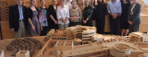 Richard Meier Model Museum is one of Architecture - Great architectural experiences NYC.