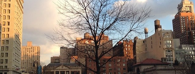 Union Square Park is one of NYC Monuments & Parks.