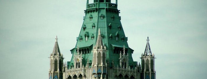 Woolworth Building is one of Architecture - Great architectural experiences NYC.