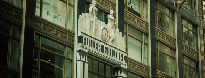 Fuller Building is one of Architecture - Great architectural experiences NYC.