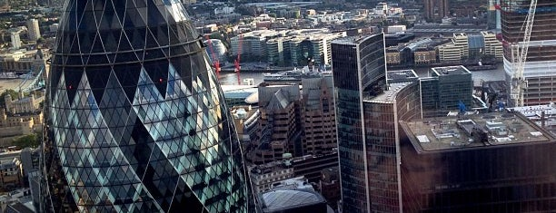 Salesforce Tower is one of London.