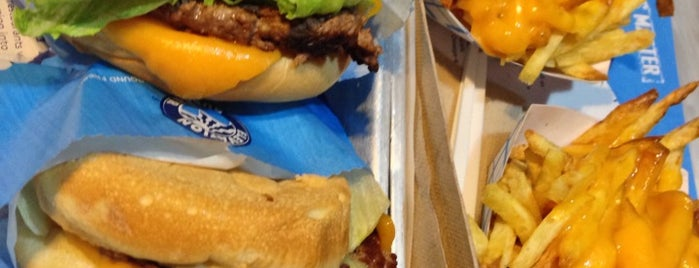 Elevation Burger is one of Tips List.