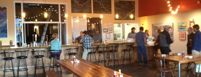 Mountain Rambler Brewery is one of California Breweries 2.
