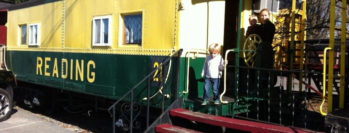 Red Caboose Motel is one of Historic Hotels to Visit.