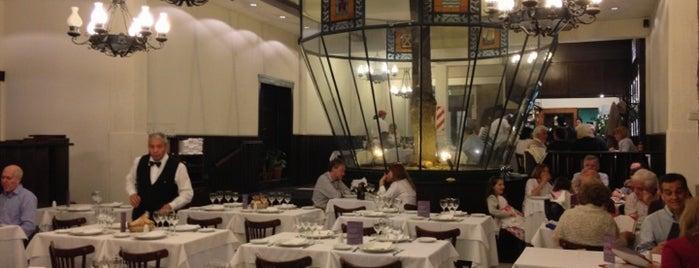 Los mejores restaurantes de colectividades
