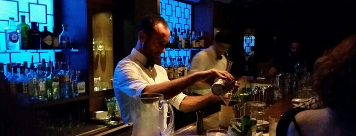 The Speakeasy is one of Top Athens.
