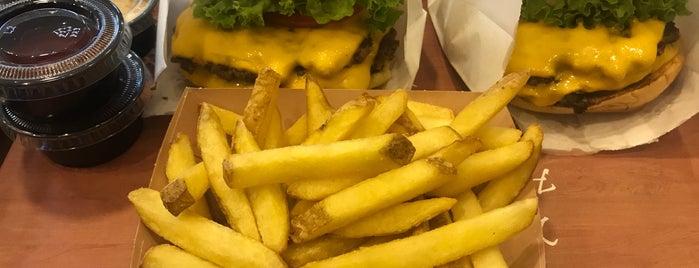 Bawan Hamburger is one of Most Burger in Dammam & Khobar.