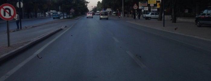 Ankara Caddesi is one of Gezdim.
