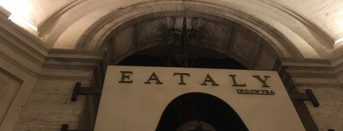 Eataly Repubblica is one of Rome.