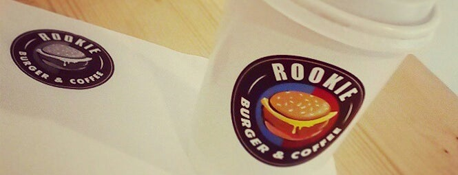Rookie Burger & Coffee is one of Bergamo.