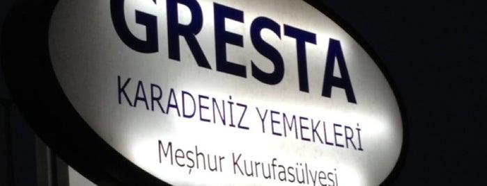 Gresta Karadeniz Yemekleri is one of Gurme Ankara.