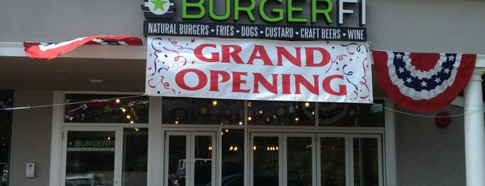 BurgerFi is one of Everything Long Island.