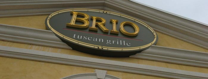 BRIO Tuscan Grille is one of The 15 Best Places for Brunch Food in Jacksonville.