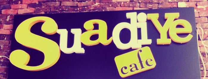 Suadiye Cafe is one of Izmir.