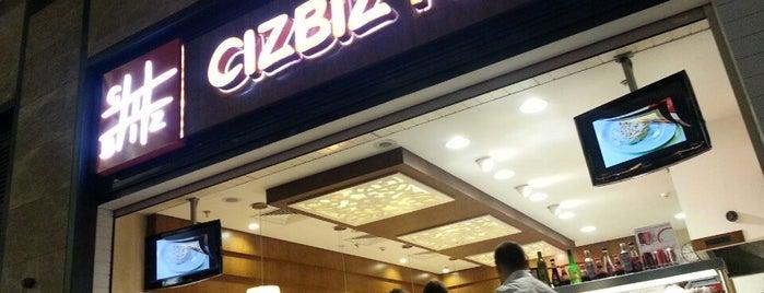 Cızbız Köfte is one of yeni yerler.