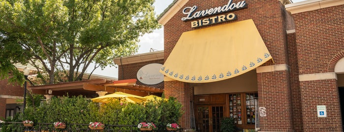 Lavendou Bistro Provincial is one of Dallas Coffee & Bakeries.