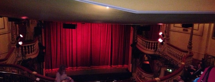 Playhouse Theatre is one of london.