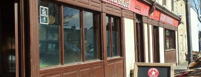 John Kavanagh's The Gravediggers is one of Dublin.
