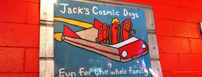 Jack's Cosmic Dogs is one of Charleston, SC.