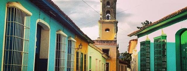 Trinidad is one of Kuba.