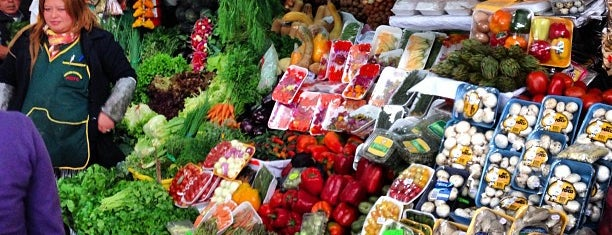 Mercado N°1 de Surquillo is one of Peru!.