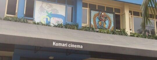 QFX Kumari is one of Capital Sites'.