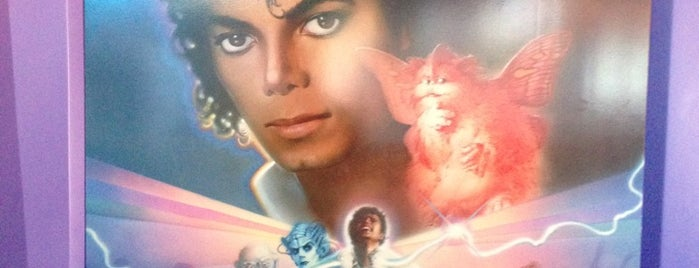 Captain EO is one of Disney World!.