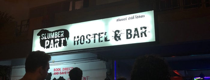 Slumber Party Hostel is one of Pangan.