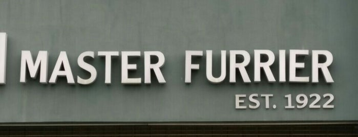 David Green & Sons Master Furrier is one of Anchorage, AK.