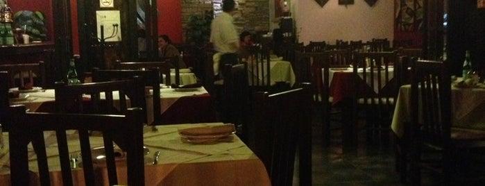 Al Dente restaurante is one of MIS LUGARES.