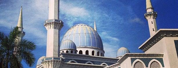 Masjid Sultan Ahmad Shah is one of Baitullah : Masjid & Surau.