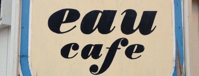 eau cafe is one of free Wi-Fi in 渋谷区.