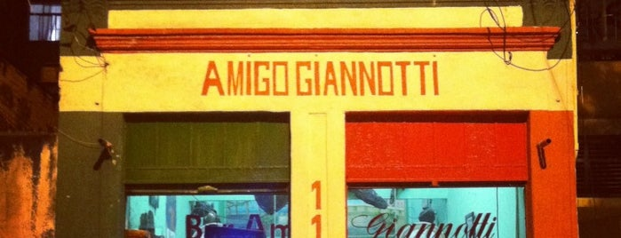Bar Amigo Giannotti is one of Comer e beber.