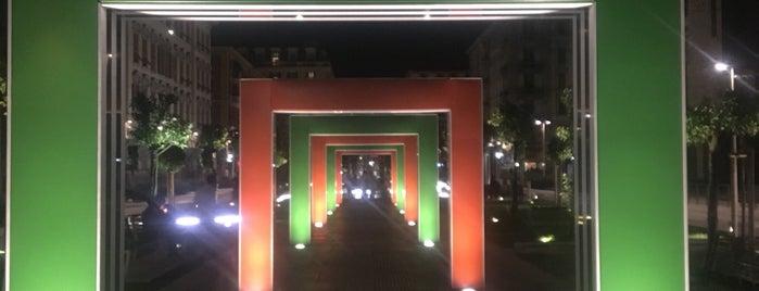 Piazza Verdi is one of consigli che meritano..