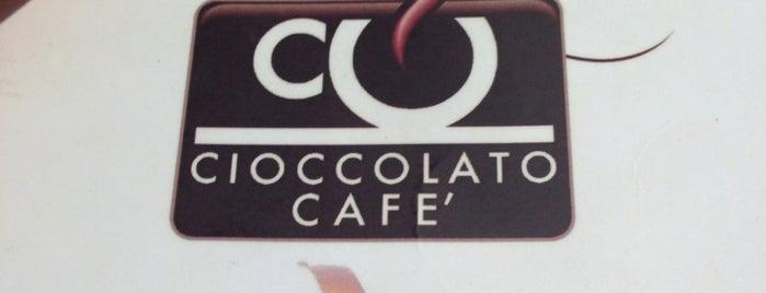 Cioccolato Caffé is one of Ristoranti Bar e Pub.