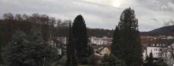 Parkhotel Am Taunus Oberursel (Taunus) is one of Restaurants.