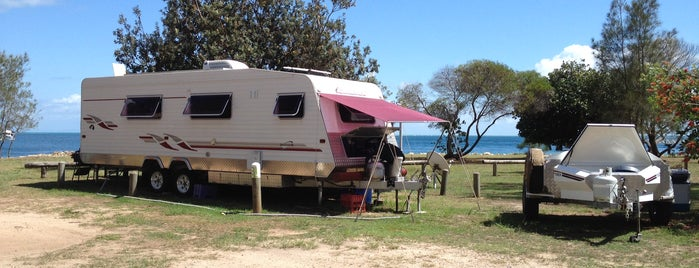 Amity Point Camping Ground is one of Been there.