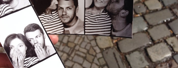 Photoautomat | Photo Booth is one of Berlin Calling.